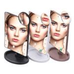 Сенсорное HD зеркало с подсветкой для макияжа