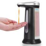 Сенсорный автоматический дозатор жидкого мыла