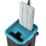 Швабра с ведром Flat Mop автоматический отжим