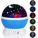 Волшебный проектор звездного неба Star Master