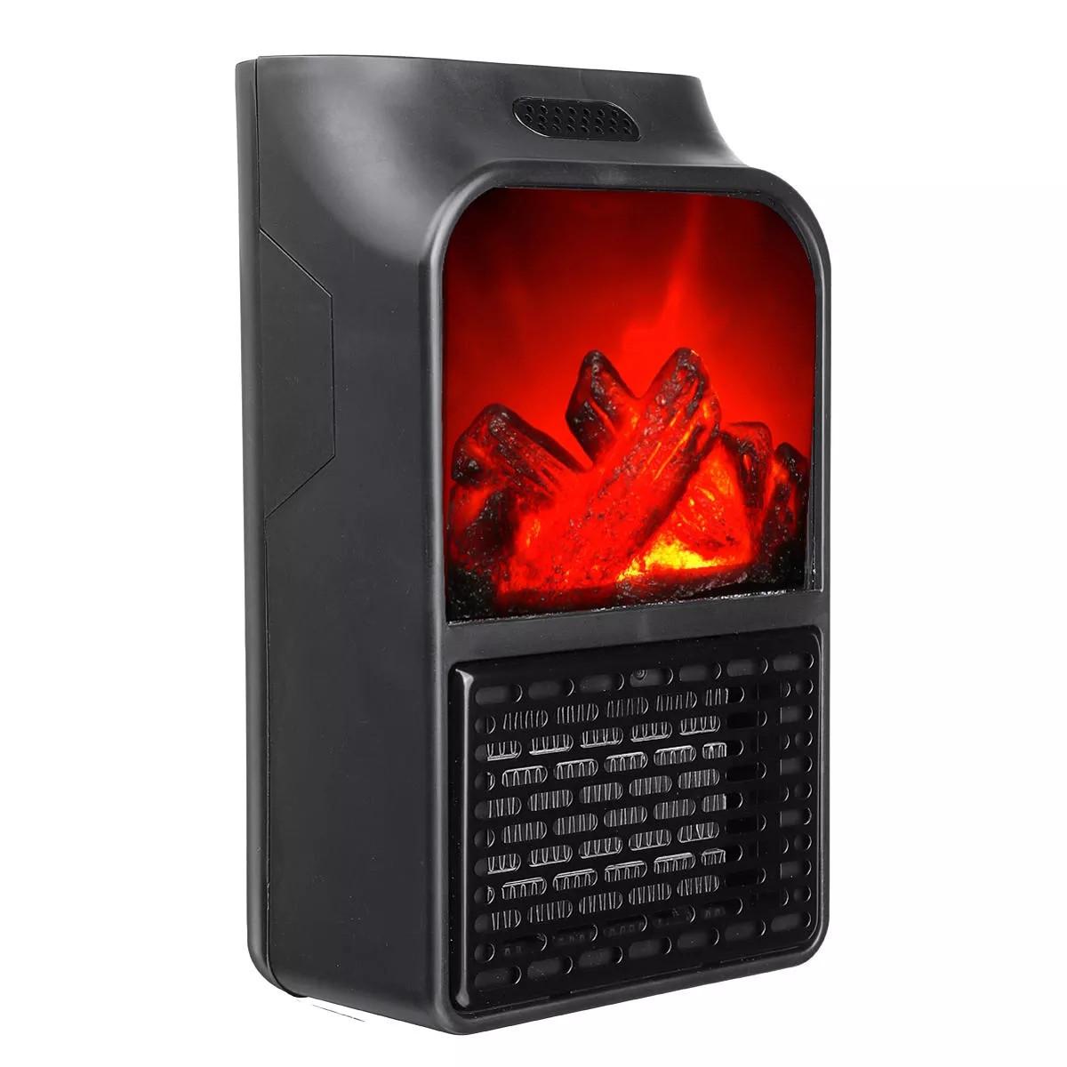 Тепловентилятор Камин Flame Heater
