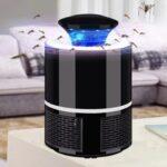 Лампа-пастка для комарів