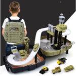 Ігровий військовий набір в рюкзаку