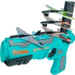 Дитячий іграшковий пістолет-катапульта