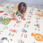 Дитячий розвиваючий термокилимок