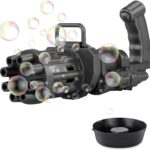 Детский автоматический пистолет для пузырей