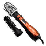 Фен-щітка для волосся яка крутиться