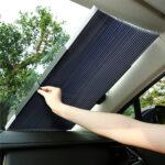 Сонцезахисна Шторка на лобове скло авто